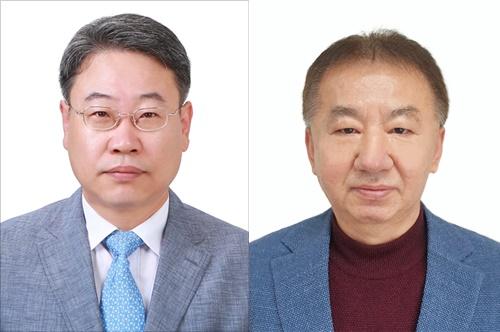 한국기초과학지원연구원은 분석과학 분야 최고 명장인 'KBSI 분석과학 마이스터'로 이석훈 책임연구원(왼쪽)과 신형선 책임연구원(오른쪽)을 선정했다.[사진= 한국기초과학지원연구원]