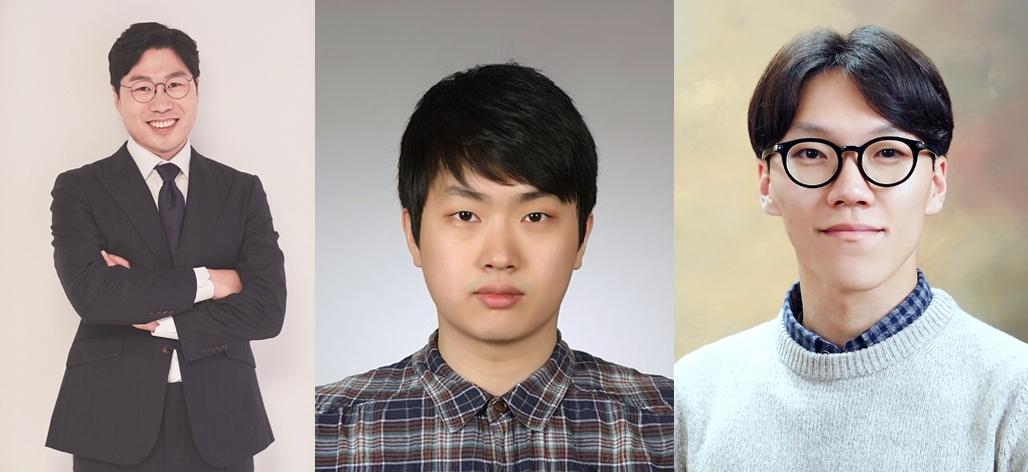 (왼쪽부터) 육종민 KAIST 교수,구건모 박사과정,박정재 박사과정 [사진=KAIST 제공]