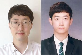 (왼쪽부터) 김윤수 GIST 박사와 최병국 박사[사진=GIST 제공]