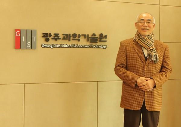 김기선 총장은 지역사회와 적극적으로 협력하고 함께 성장하는 것을 GIST 운영 철학으로 내세웠다. 그는 지역발전에서 과기특성화대학의 중요성을 강조했다. [사진=대덕넷]